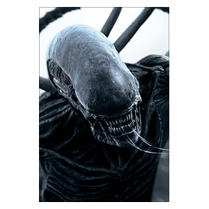 Alien. Размер: 30 х 45 см